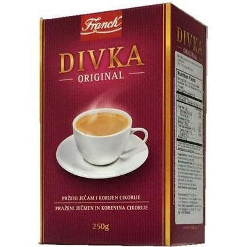 FRANCK Decaf Coffee (Divka) 250g resmi