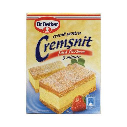 DR.OETKER Instant Cream Filling (Crema for Cremsnit) 230g resmi