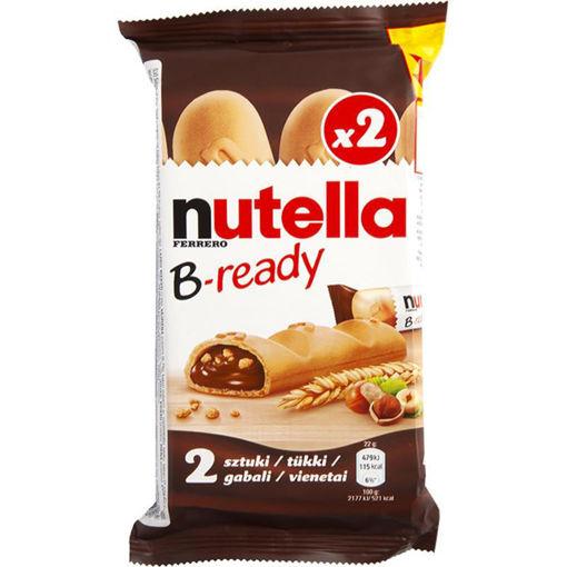 FERRERO Nutella B-Ready Wafer 44g resmi