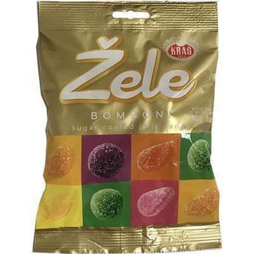 KRAS Candy Jelly (Zele Kristal) 200g resmi