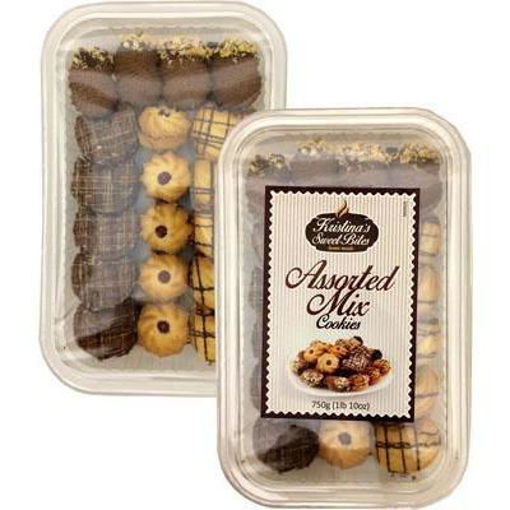 KRISTINA'S Home Made Assorted Cookies 750g resmi