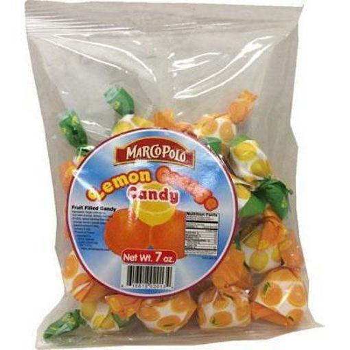 MARCO POLO Candy Lemon-Orange 200g resmi