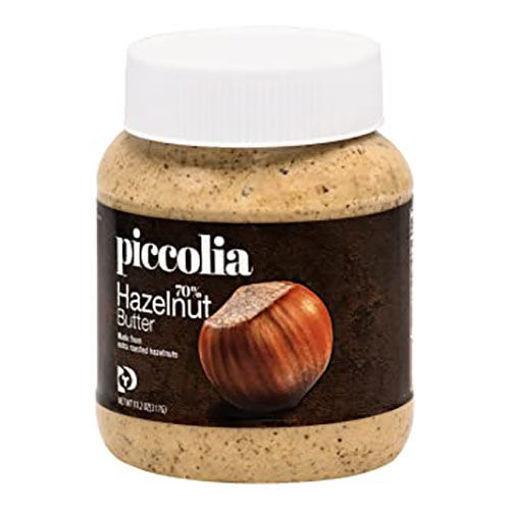PICCOLIA Hazelnut Butter 317g resmi