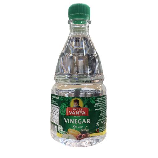 UNCLE VANYA Vinegar 500ml resmi