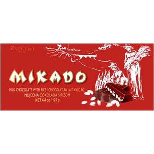 ZVECEVO Mikado Rice Chocolate 150g resmi