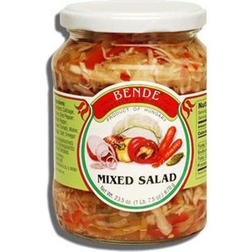 BENDE Mixed Salad 670g resmi