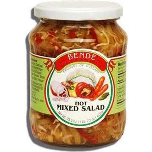 BENDE Hot Mixed Salad 670g resmi
