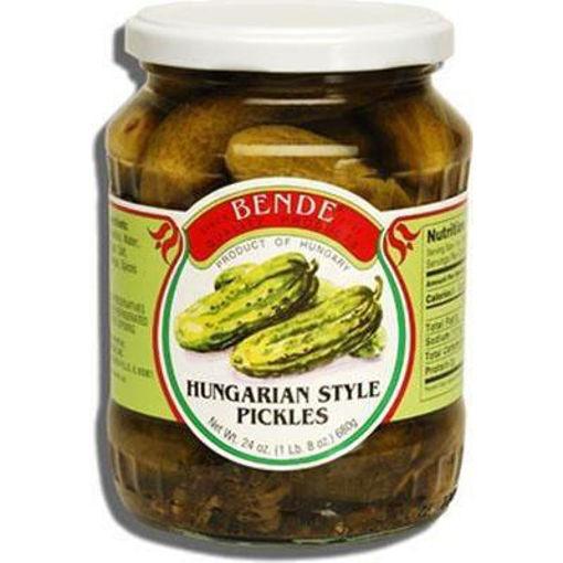 BENDE Hungarian Style Pickles 680g resmi