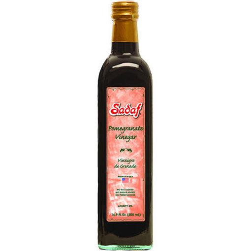 SADAF Pomegranate Vinegar 0.5 L resmi