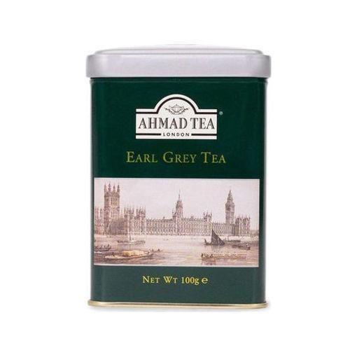 AHMAD TEA Earl Grey Tea 100g resmi