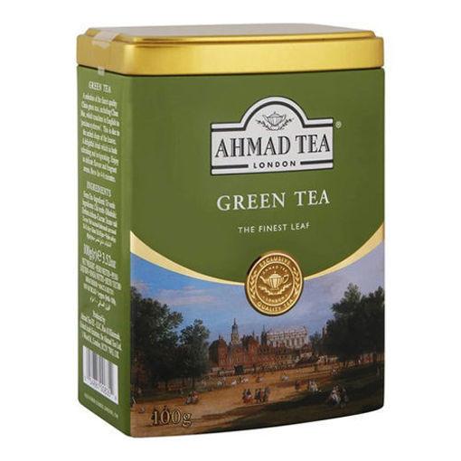 AHMAD TEA Green Tea 100g resmi