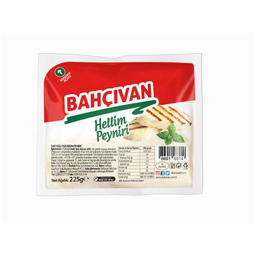 BAHCIVAN Hellim Cheese 225g resmi