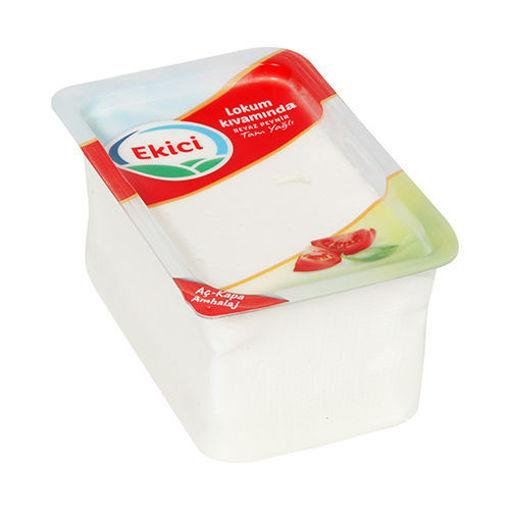 EKICI Full Fat Lokum White Cheese 750g resmi