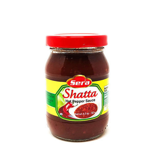 SERA Shatta Hot Pepper Sauce 185g resmi
