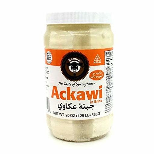 KAROUN Ackawi Cheese 566g resmi