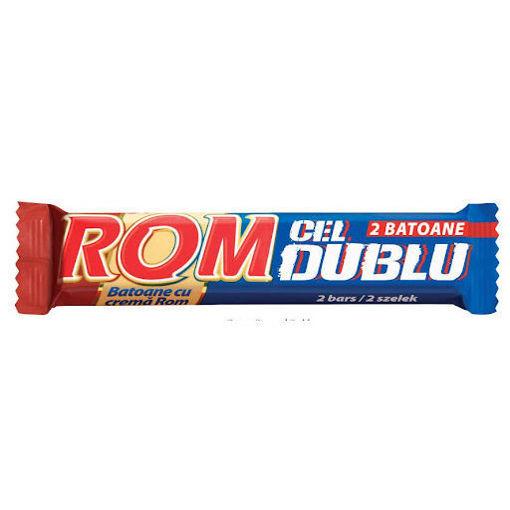ROM Cel Dublu Chocolate 30g resmi