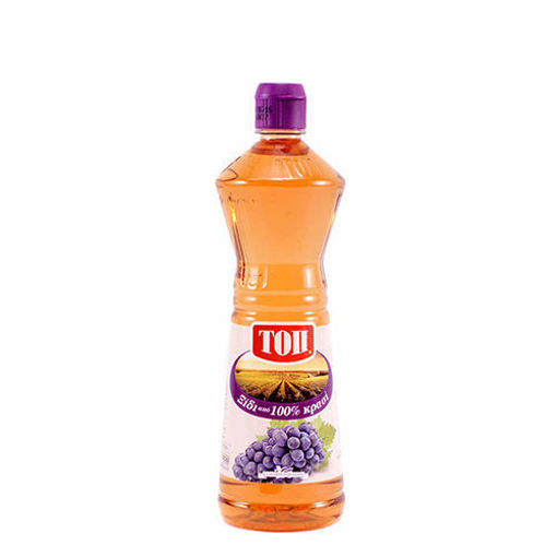 TOP %100 Greek Grape Vinegar 350ml resmi