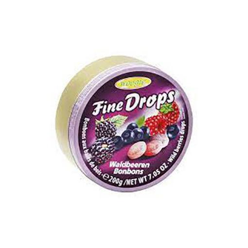 WOOGIE Fine Drops Lemon Candy 200g resmi