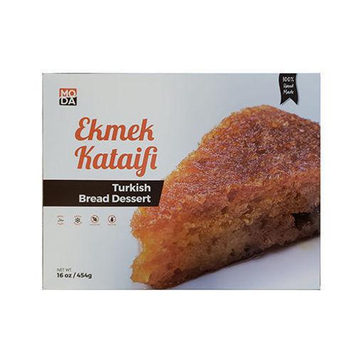 MODA Ekmek Kataifi (Turkish Bread Dessert) 454g resmi