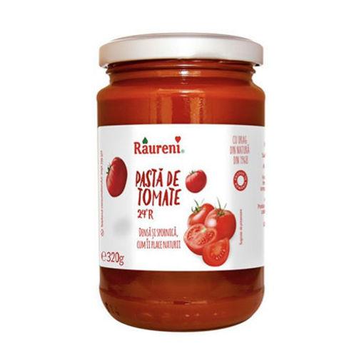RAURENI Pasta de Tomate 320g resmi