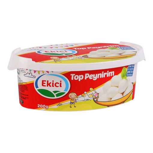 EKICI Cheese Balls 200g resmi